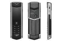 Vertu Signature For Bentley Is Inspired By The Bentley Mulsanne Speed