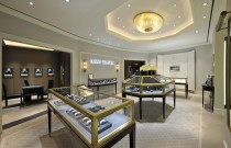 Harrods Recreates Historic Ambience of Jewelry Department