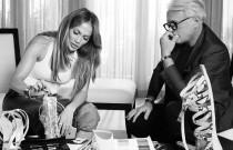 Jennifer Lopez, Giuseppe Zanotti Collaborate on Shoe Collection
