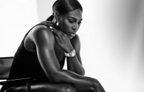 Serena Williams for the Audemars Piguet Digital Ad Campaign