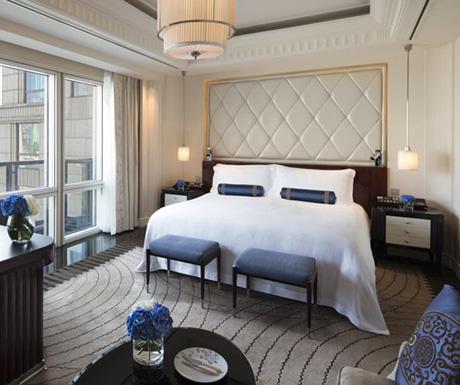 Peninsula Shanghai Luxury Hotel
