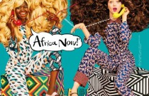 "Galeries Lafayette ""Africa Now"" Exhibition Featuring Lakin Ogunbanwo"