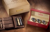 Limited Edition Luxury Watches: Omega Trilogy L.E. 557 Boxed Set 2017 Anniversary Edition