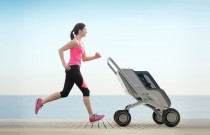 Finally, A Stroller You Don't Have to Push