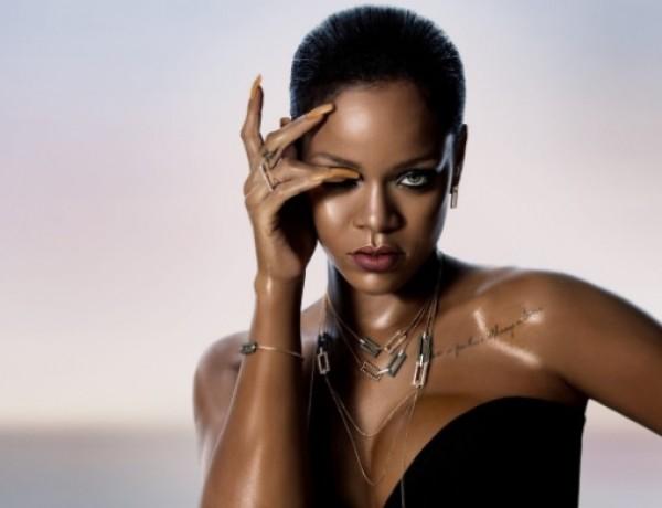 Rihanna loves chopard 2