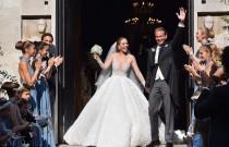 Gemstone Heiress Victoria Swarovski Marries Property Mogul in Lavish Italian Wedding