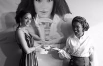 Innovative Skincare Brand Narganics Launch 24 Karat Gold Beauty Oilin Collaboration with Eku Edewor