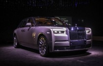 After a 14 Year Wait, Rolls-Royce Unveils Its Grandest Car Yet, the Phantom VIII