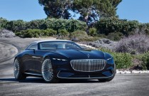 Revelation of Luxury:Vision Mercedes-Maybach 6 Cabriolet