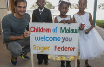 ASPIRE Pick of the Week: Roger Federer spends $13.5m to open 81 schools in Malawi