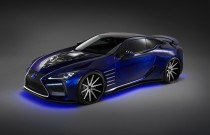 "Lexus Introduces Two Exclusive New Vehicles Inspired by Marvel Studios' ""Black Panther"""