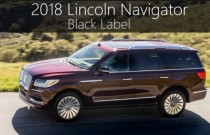2018 Lincoln Navigator Black Label Features African Mahogany