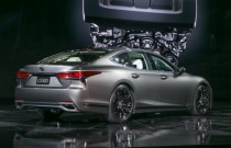 2018 Lexus LS 500 F Sport: Pretty But Imperfect