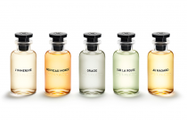 Louis Vuitton Unveils Its First Men's Fragrance Collection