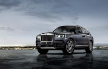 The 2019 Rolls-Royce Cullinan Is Unveiled