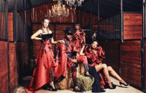 Vodacom Red Partners with David Tlale