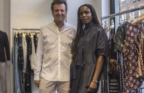 The Place London Pop-Up Opening with AAKS and Lisa Folawiyo