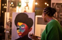 Art Collectors and Celebrities Attend the Lagos Art Auction 2018 Preview & Cocktail Night