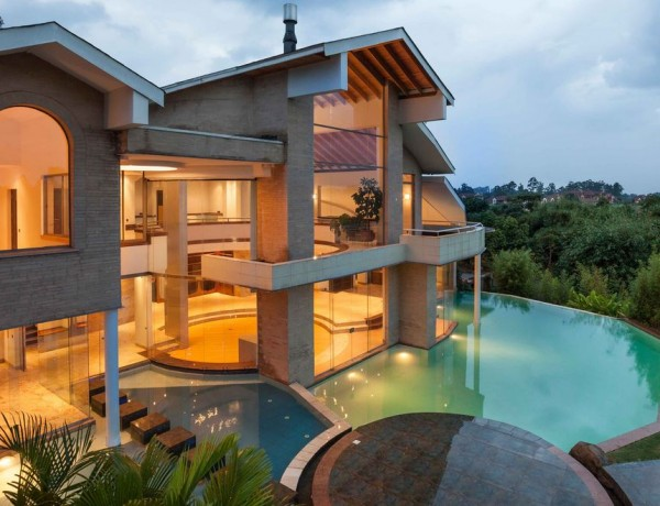 Kenya's Most Luxurious House