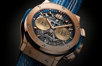 The Hublot Big Bang Watch Can Only Be Purchased With Bitcoins