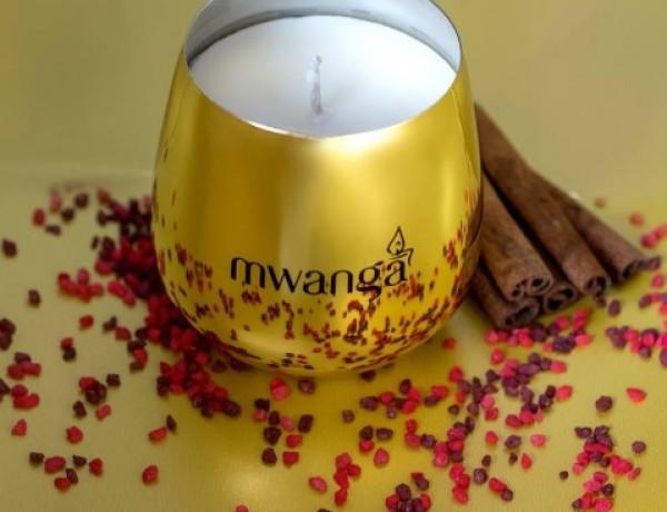 mwanga candle