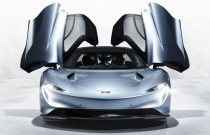 The $2.25m Speedtail is McLaren's Fastest Ever Roadcar