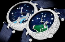 Astronomy-inspired Timepiece Collection Features Stars That Light Up on Demand