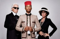 Chanel with Pharell Williams Join Forces for Exclusive Capsule Collection