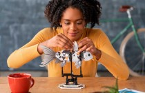 Lego Forma Was Created For Adults to Help Combat Stress