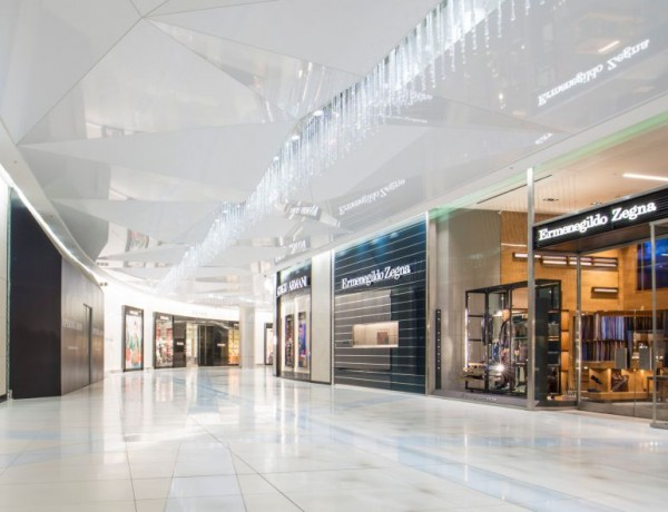 Diamond Walk, Sandton Mall