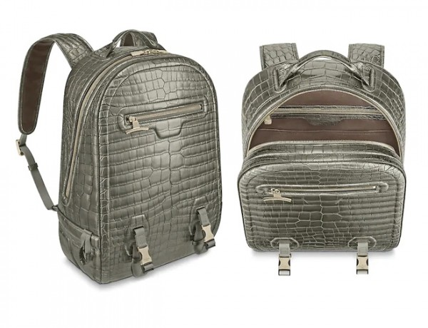 The-worlds-most-expensive-backpack-Louis-Vuitton-Crocodilian-Leather-Backpack-2