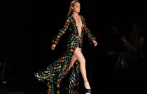 Versace Recreates Iconic Red Carpet Dresses for First-Ever Pre-Fall Show