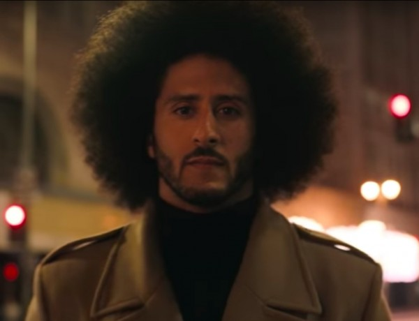 Colin Kaepernick for Nike
