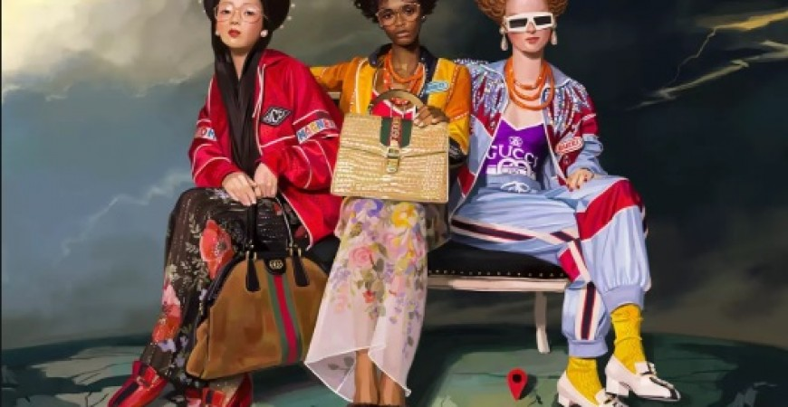 Gucci 2018 Young Consumers