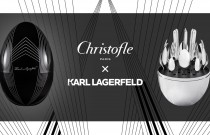 Karl Lagerfeld Unveils Christofle Collaboration in a Magnificent Launch Party
