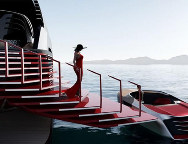 Carat 187 Super Yacht