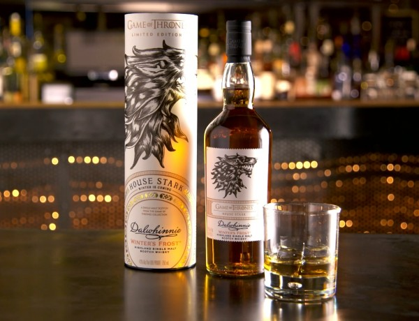 Game of Thrones Single Malt Whiskey