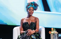 ASPIRE Pick of the Week: Naomi Campbell Has Big Plans For Africa
