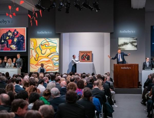 Sotheby's Millenials