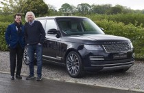 The Range Rover Astronaut Edition: You Need To Be a Space Tourist To Buy One