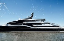 This 295 feet Luxury Yacht is Inspired by a Hammerhead Shark