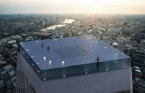 ASPIRE Pick of the Week: The World's First 360-degree Infinity Swimming Pool