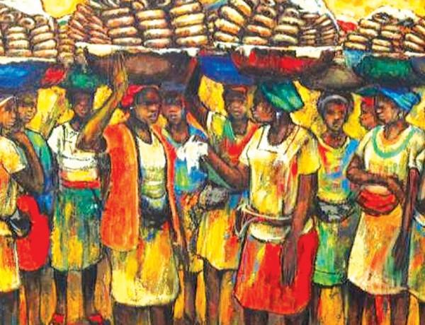 Changing-Times. Kolade Oshinowo