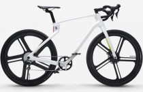 Designed for Your Body,this is the World's First 3D-Printed Electric Bike