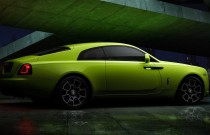 Rolls Royce Brightens Up the Black Badge with Neon Nights