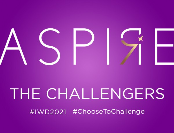 Aspire #ChooseToChallenge 5