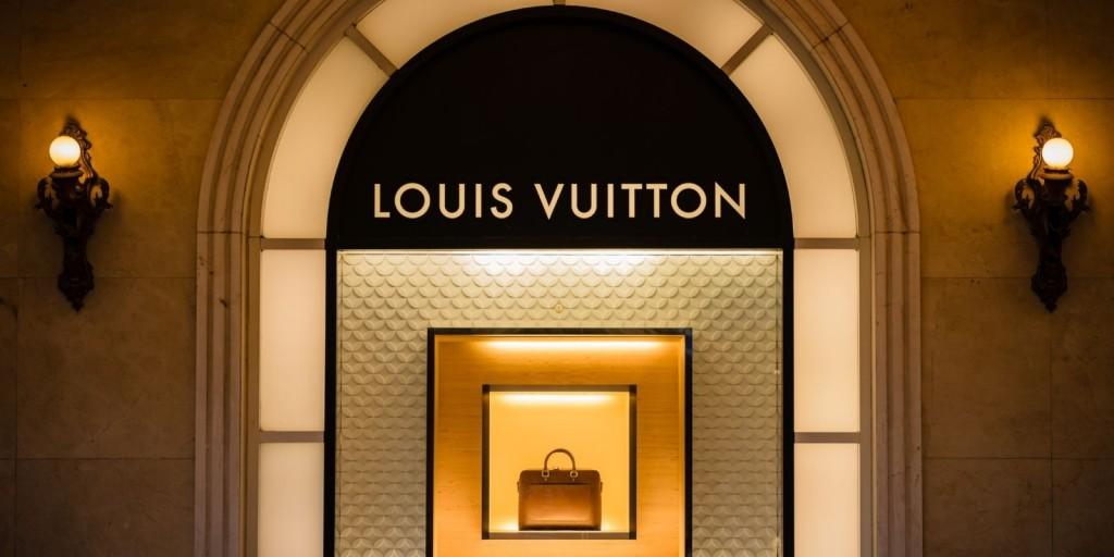 Louis Vuitton has already tried the Aura Blockchain