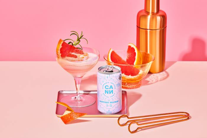 Cannabis-infused sparkling tonic from cannabis brand Drinkcann