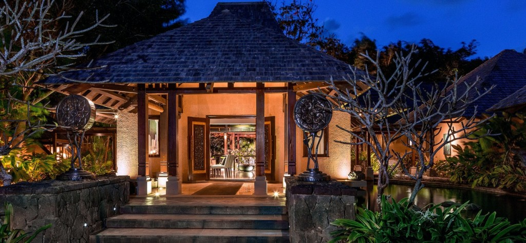 The luxury desination in Africa does not only offer comfort but also wellness