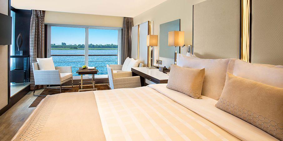 Enjoy a luxury cruise on The Oberoi Philae